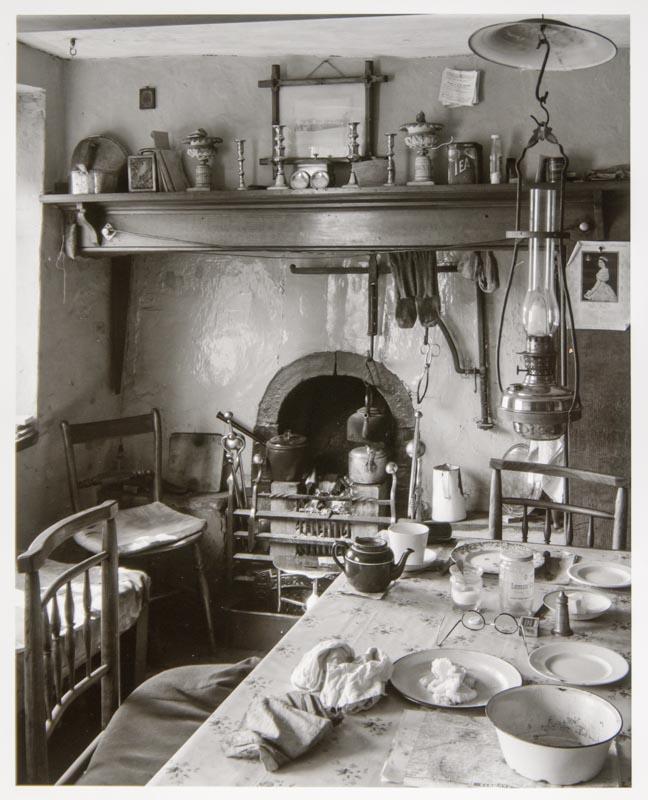 Cottage Interior, Lightmoor, Staffs