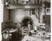 Cottage Interior, Lightmoor, Staffs