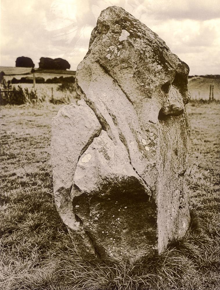 'Druid Stone', Avebury